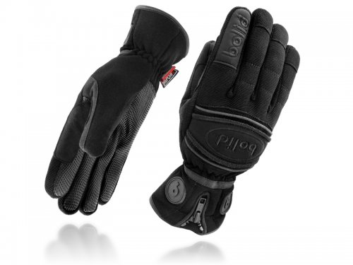 Bicycle gloves THERMIC N VELO textile winter gloves