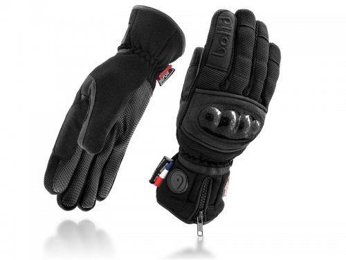 Motorcycle gloves BOLID ® THERMIC PN KEVLAR
