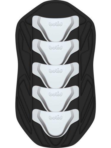 Bolid Armadillo Tpu bicicleta protector posterior columna vertebral tortuga cinturón renal