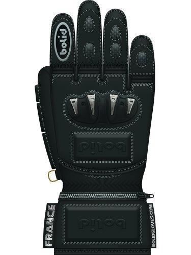 Bolid Leopard Tpu Skin gants de moto hiver cuir racing course personnalisés