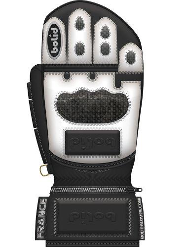 Bolid Lion Carbon Skin manoplas de esqui piel racing carreras personalizados
