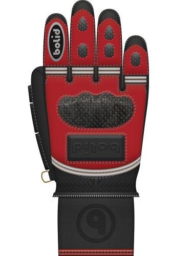 Bolid Lynx Carbon Skin gants de moto cuir racing course personnalisés