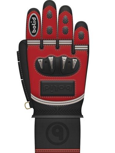 Bolid Lynx Tpu Skin guanti da moto pelle racing corsa personalizzati