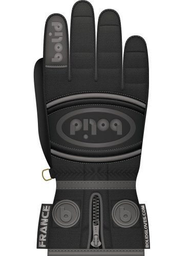 Bolid Thermic Naked Fibre guantes de esqui