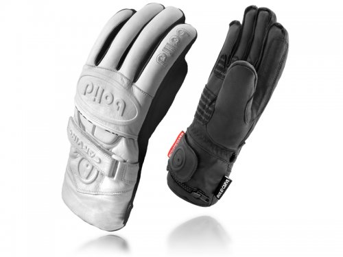 Ski gloves PANTHER B CARVE 100% Leather