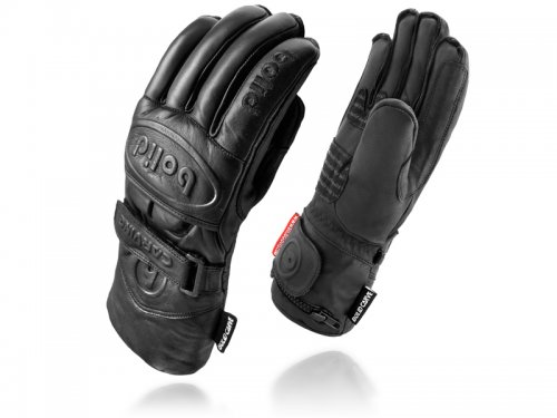 Ski gloves PANTHER N CARVE 100% Leather