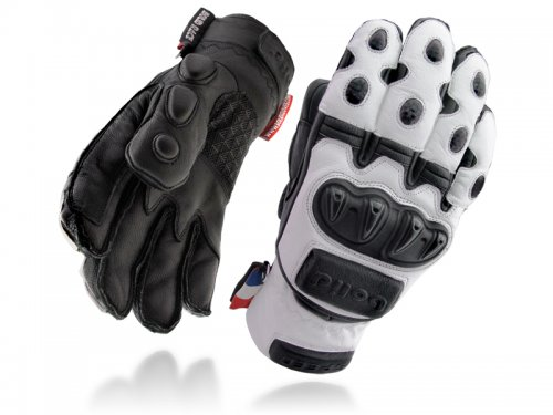 Ski gloves LYNX B RACE 100% Leather