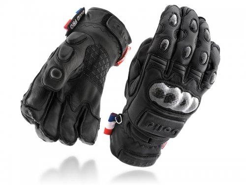 Ski gloves LYNX N PRO 100% Leather