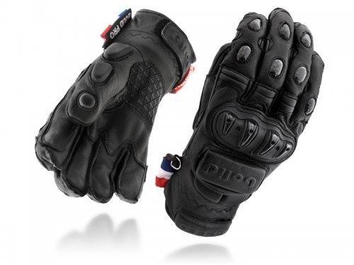 Ski gloves LYNX N RACE 100% Leather