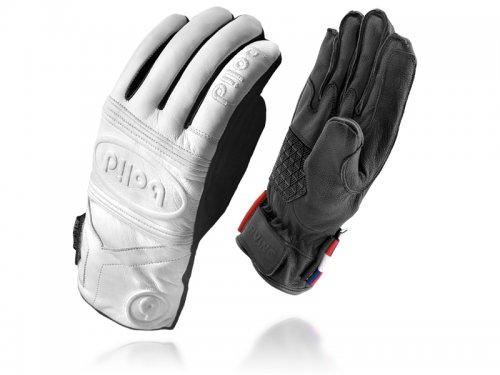 Ski gloves TIGER B CARVE 100% Leather
